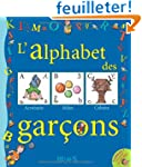 L'alphabet des gar�ons (1Jeu)