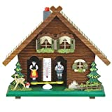 German Black Forest weather house TU 818