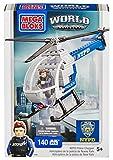 Mega Bloks World Builders Police Chopper