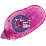 Tombow Mono Adhesive Dots Dispenser Permanent, 1/3-Inch by 39ft