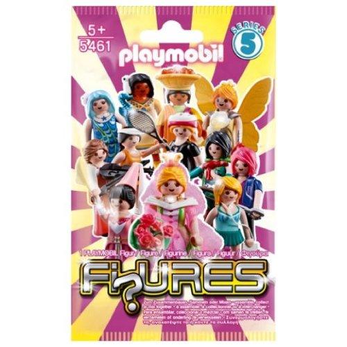 Playmobil - 5461 - Jeu de Construction - Figures Filles - Série 5