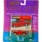 1999 Playing Mantis / Johnny Lightning Classic Gold Collection 1940 Willys Red 1:64 Scale Die Cast Bonus Photo...