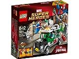 レゴ スーパー・ヒーローズ ドクター・オクトパスのトラック強盗 76015