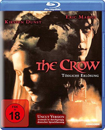 The Crow - Tödliche Erlösung - Unuct Version [Blu-ray]