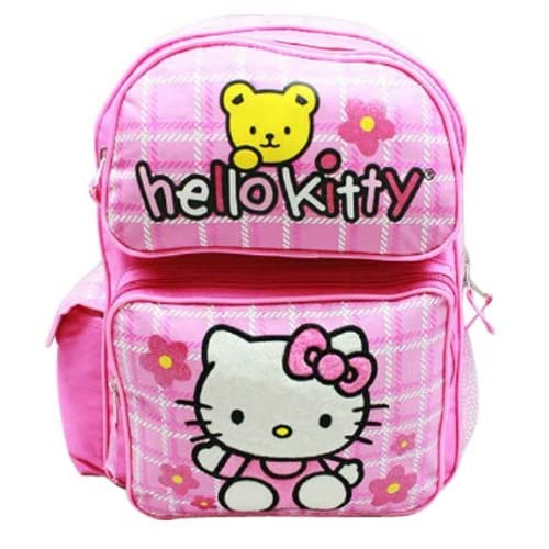 Sanrio Hello Kitty Toddler Backpack   Flowers