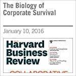 The Biology of Corporate Survival | Martin Reeves,George M. Moffett