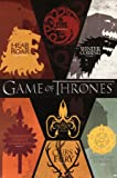 """Game of Thrones Poster Coat of Arms (24""""x36"""")"""