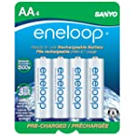 eneloop NEW 2000mAh Typical, 1900mAh...