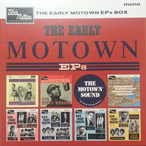 The Early Motown Eps (7 LP)