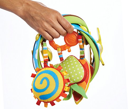 Tiny Love Woodland Arch Stroller Toy - 1