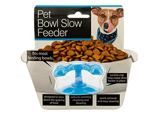 Suction Cup Slow Down Dog Eating