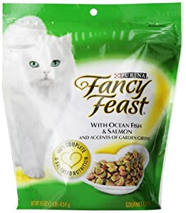 Purina Fancy Feast Gourmet Gold, Oceanfish, 16-Ounce (Pack of 6)
