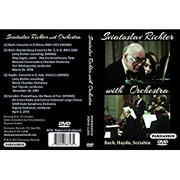 Sviatoslav Richter With Orchestra
