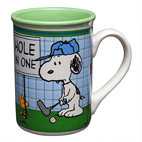 Peanuts - Hole In One Snoopy Coffee Mug