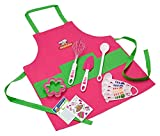 Curious Chef 11-Piece Girls Chef Kit