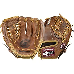 Nokona Walnut Baseball Glove by Nokona