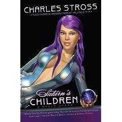 saturn's children - US cover