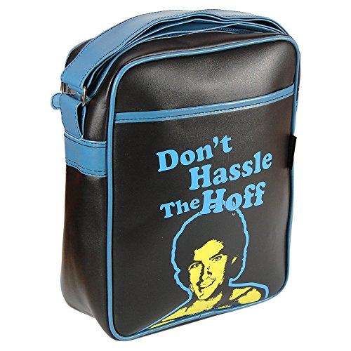 Don't Hassle the Hoff Baywatch Knight Rider flight messenger (with free key ring - ON SALE)
