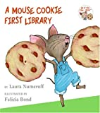A Mouse Cookie First Library (If You Give...) (0061174793) by Numeroff, Laura