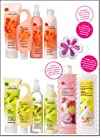 Avon Naturals Body Mist Juicy Peach Blossom