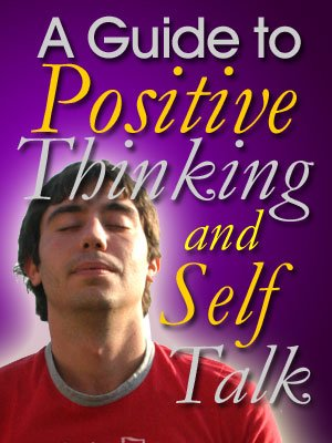 A MP3 CD AUDIO GUIDE TO POSITIVE THINKING AND SELF TALK