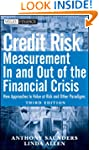 Credit Risk Management In and Out of...