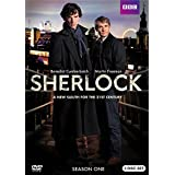 Sherlock: The Complete First Seasonby Benedict Cumberbatch