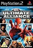 echange, troc Marvel Ultimate Alliance (PS2) [import anglais]