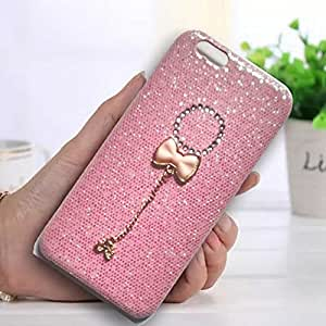 RS iPhone 6 / 6s- Ultra Thin Soft Case Cover For Girls New 2016 Fashion - (Pink)
