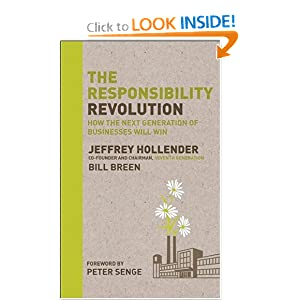 The Responsibility Revolution: How the Next Generation of Businesses Will Win (Hardcover)