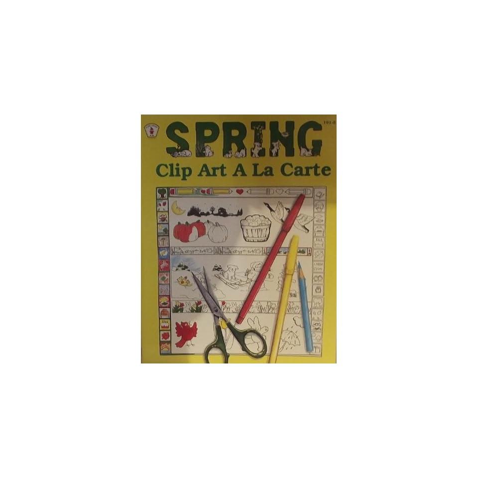 Springtime a la carte