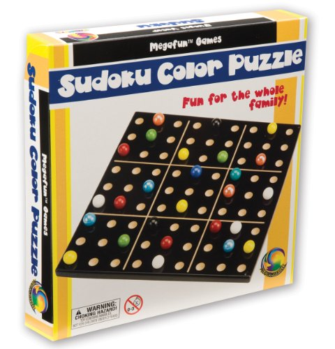 Cheap Mega Marbles FS-USA/Mega Marbles Wooden Sudoku (B004QY4M1O)
