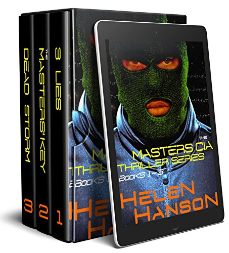 The Masters CIA Thriller Series  by Helen Hanson ebook deal