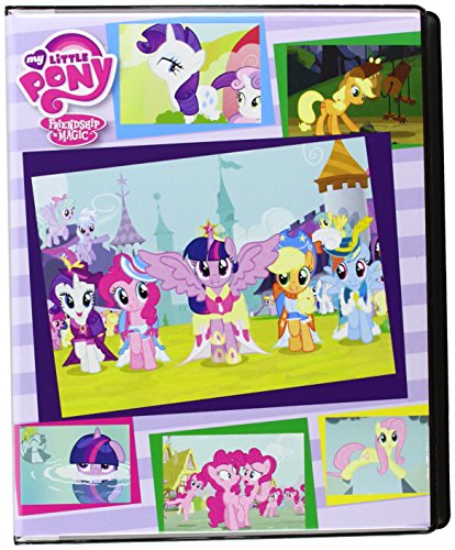 Ultra Pro My Little Pony 4 Pocket Portfolio 84102 - 1
