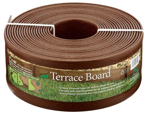 master-mark-plastics-95340-terrace-board-landscape-edging-coil-5-inch-x-40-foot-brown