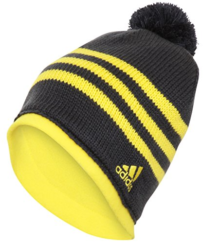 adidas-performance-mens-promo-beanie-yellow