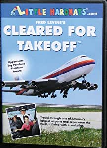 Amazon.com: Cleared for Takeoff: Herb Hunter, Fred Levine ...
