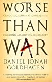 Worse Than War (0349115575) by Daniel Jonah Goldhagen