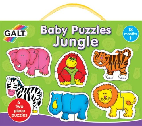 Cheap Fun Galt Baby Puzzles Jungle (B00140ILAG)