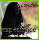 experience limited edition lp