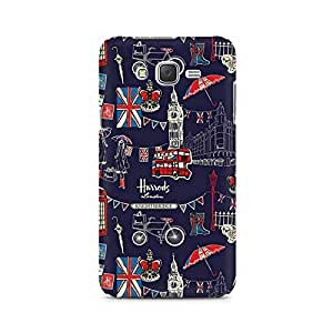Mobicture London Fusion Premium Printed Case For Samsung J5 2016 Version