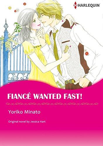 FIANCE WANTED FAST! (Harlequin comics) PDF