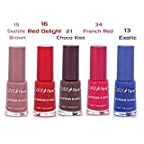 Color Fever Nail Polish Value Pack