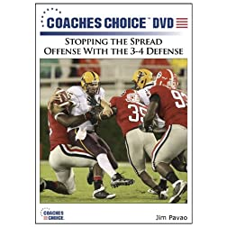 Stopping the Spread Offense With the 3-4 Defense