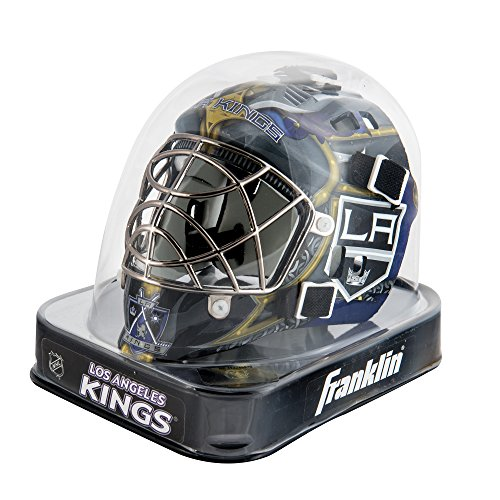 Franklin-Sports-NHL-Los-Angeles-Kings-Mini-Goalie-Mask