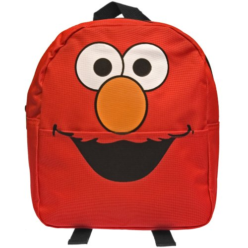 Sesame Street Elmo Face Mini-Backpack