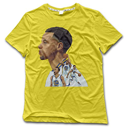 xj-cool-basketball-magician-mens-activewear-tshirt-yellow-size-s