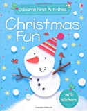 Christmas Fun (Usborne First Activities)