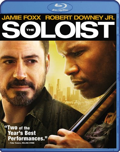 THE SOLOIST (BLU-RAY)