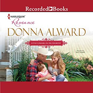 Little Cowgirl on His Doorstep Audiobook